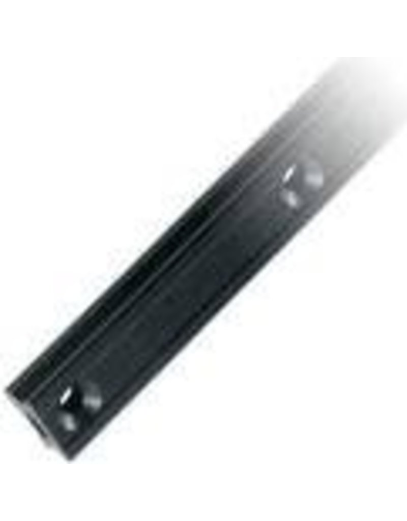 Ronstan S30 MastTrack Gate Black 400mm M8 CSK for 4 Slugs