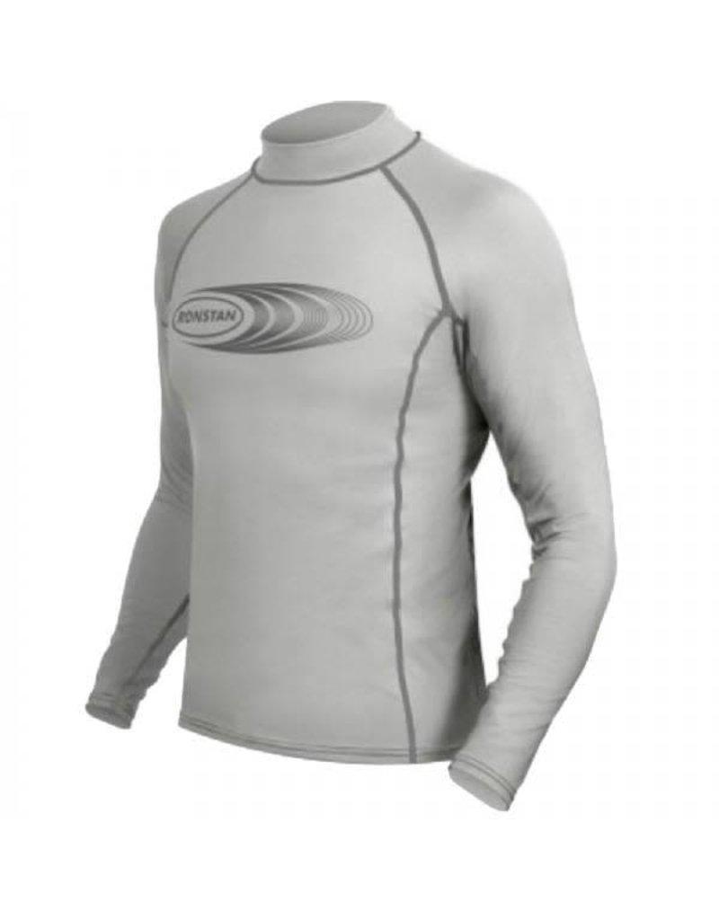 Ronstan Rash Top, UPF50+, Long Sleeve, Ice Grey