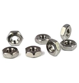 "Ronstan Hex Nut, 1"" UNF, 316 Stainless steel"