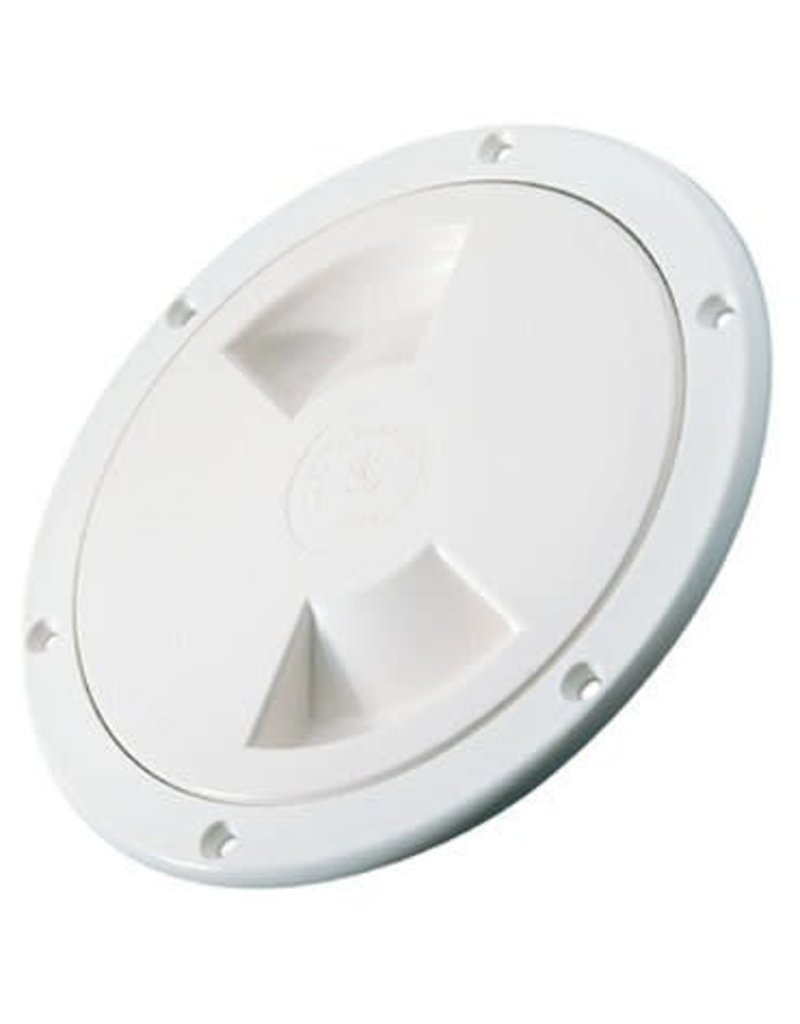 Ronstan Inspection Port 100mm Opening White