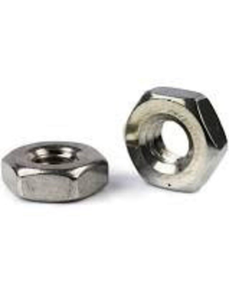 "Ronstan Hex Nut, 3/4"" UNF, 316 Stainless steel"