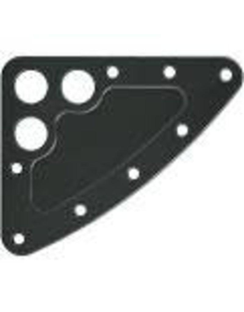Ronstan Headboard Plates, Nylon, 145mm x 125mm