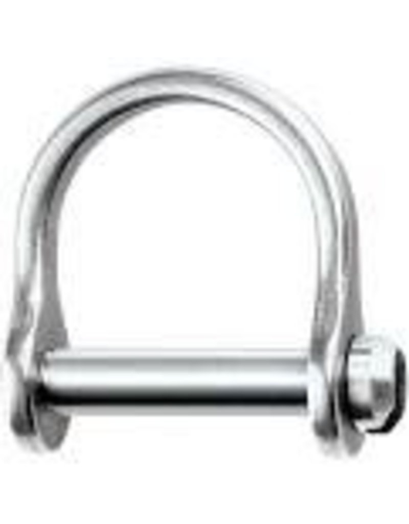 Ronstan Shackle ( x2) on Card, Suits Single-Sheave Series 30