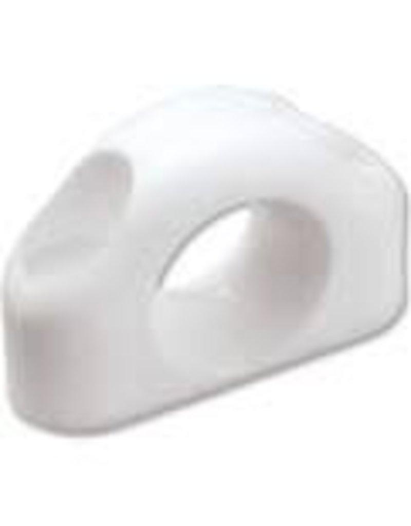 Ronstan Fairlead, ID9.5mm White