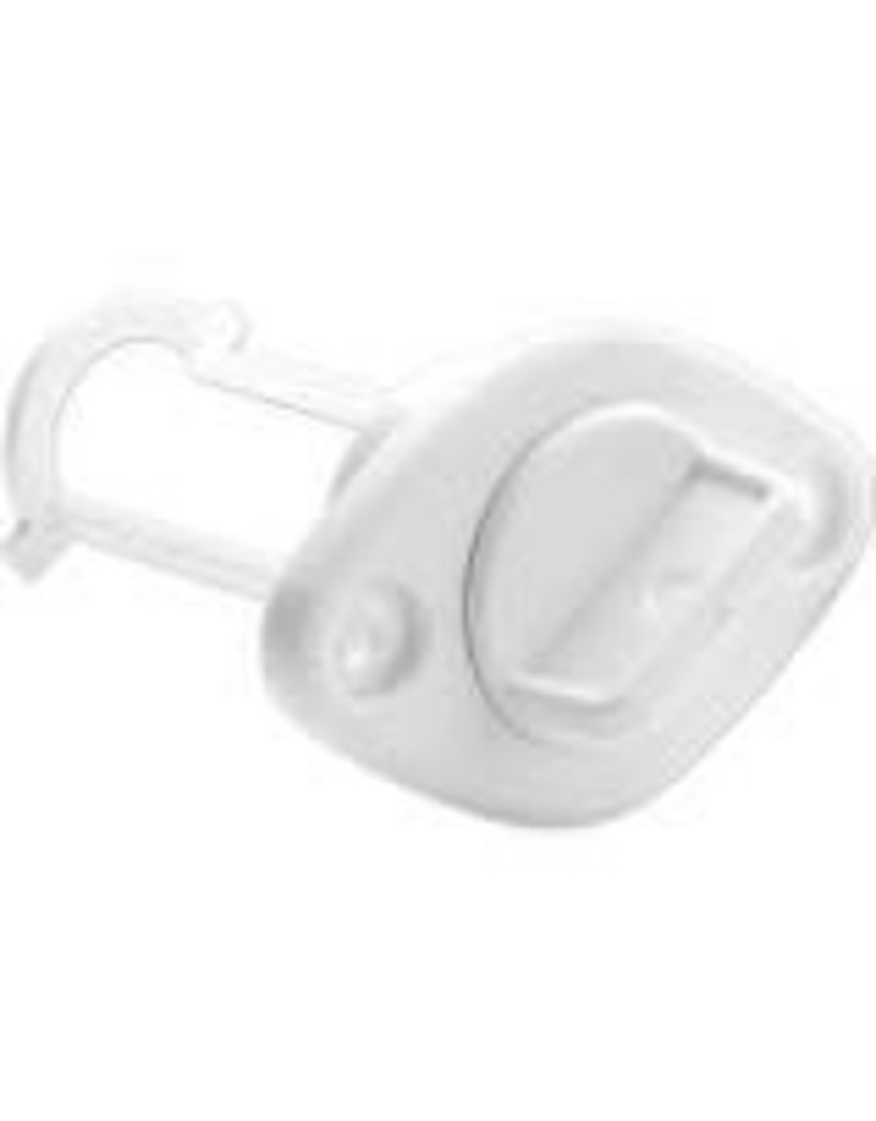 Ronstan Drain Plug & Housing Nylon White