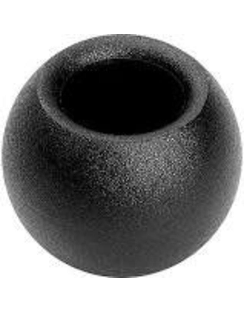 "Ronstan Halyard Stopper, OD32mm (1 1/4"") ID15mm (19/32""), Black"