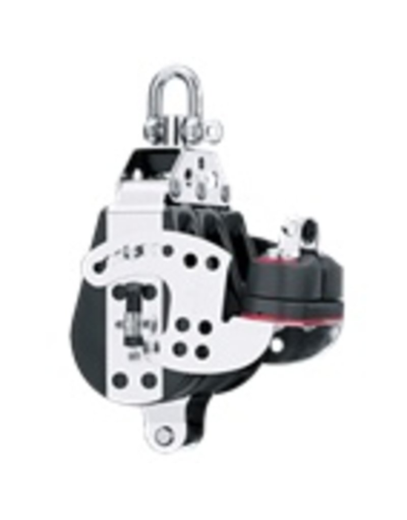 Harken 3.00 Midrange Triple w/Hex Cam Cleat and Becket