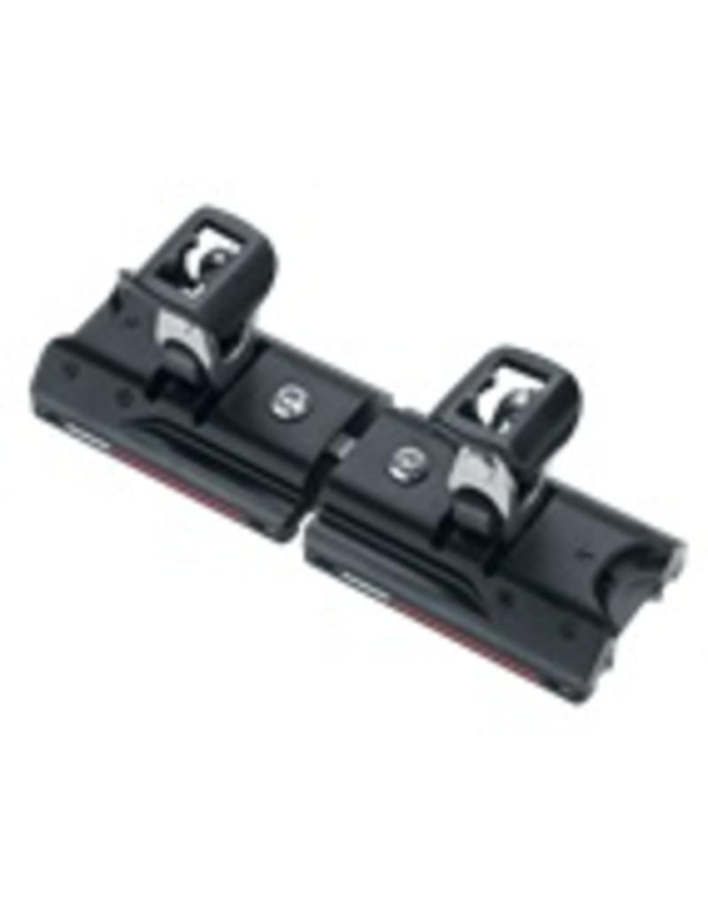 Harken MR 27mm 2 Car Assembly Coupled w/Toggles