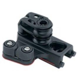 Harken Pair/Double Midrange Traveler End Controls w/Cams