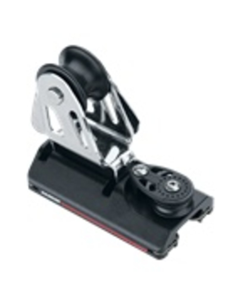 Harken SB 22mm 2:1 CB Genoa Lead Car w/Sheave