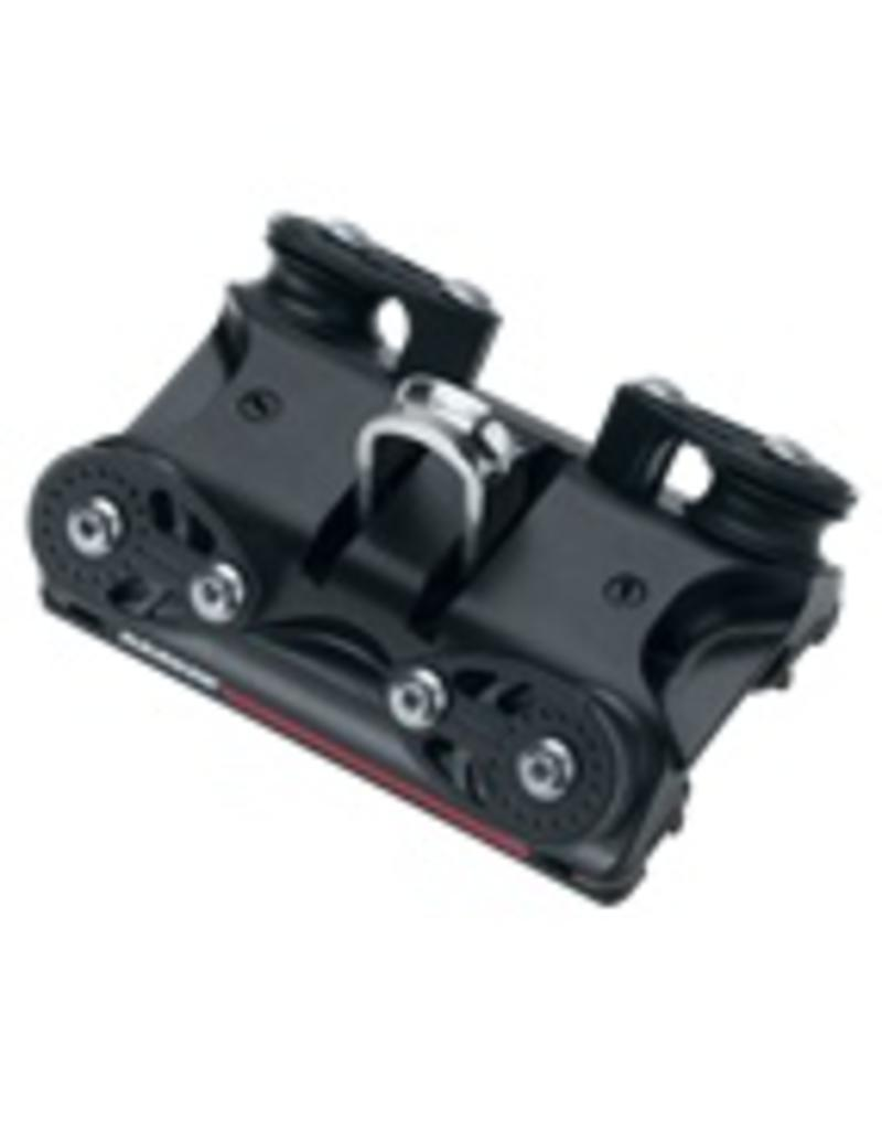 Harken MR 27mm CB Traveler Car w/Shackle and 4:1 Controls