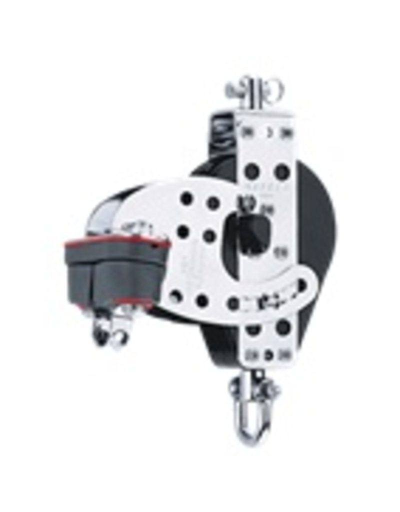 Harken 3.00 Hexa-Cat Base w/Adjustable Cam Cleat