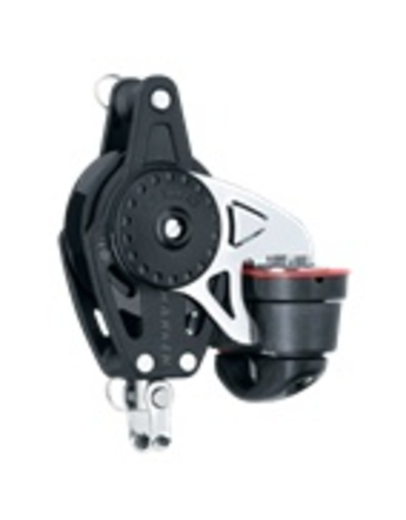 Harken 57mm Carbo Ratchamatic w/Cam & Becket