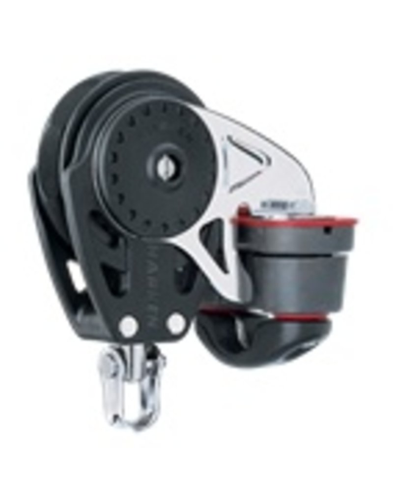 Harken 57mm Carbo Ratchamatic w/Cam Cleat