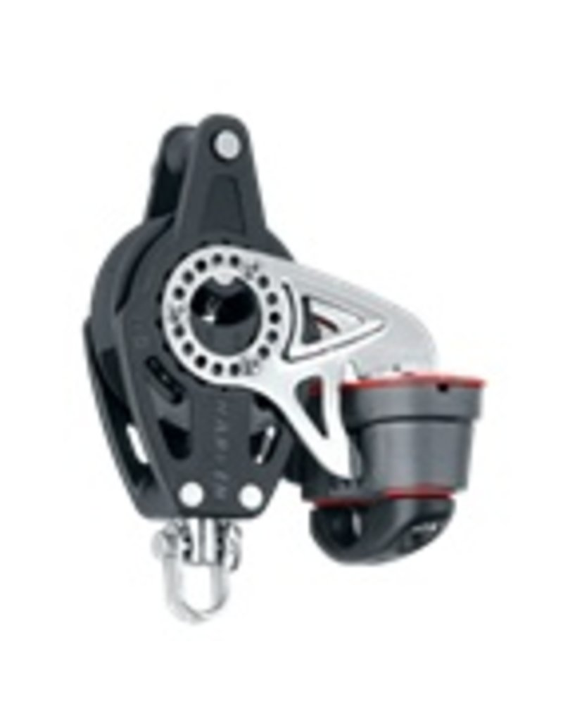 Harken 57mm Carbo Ratchet w/Cam & Becket