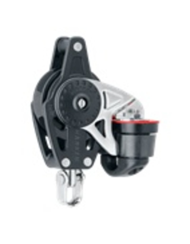 Harken 40mm Carbo Ratchet w/Cam Cleat & Becket