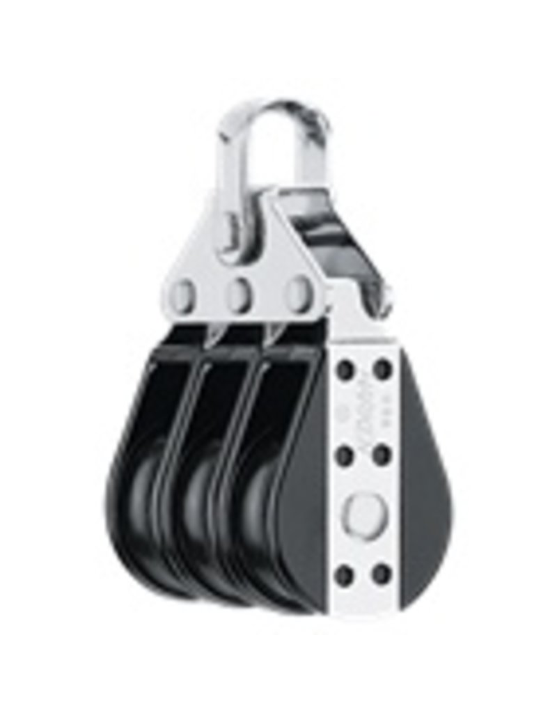 Harken Triple Big Bullet Block