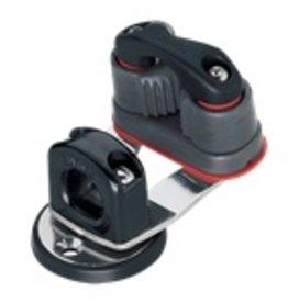 Harken Swivel Bullseye w/#150 Cam-Matic Cam Cleat
