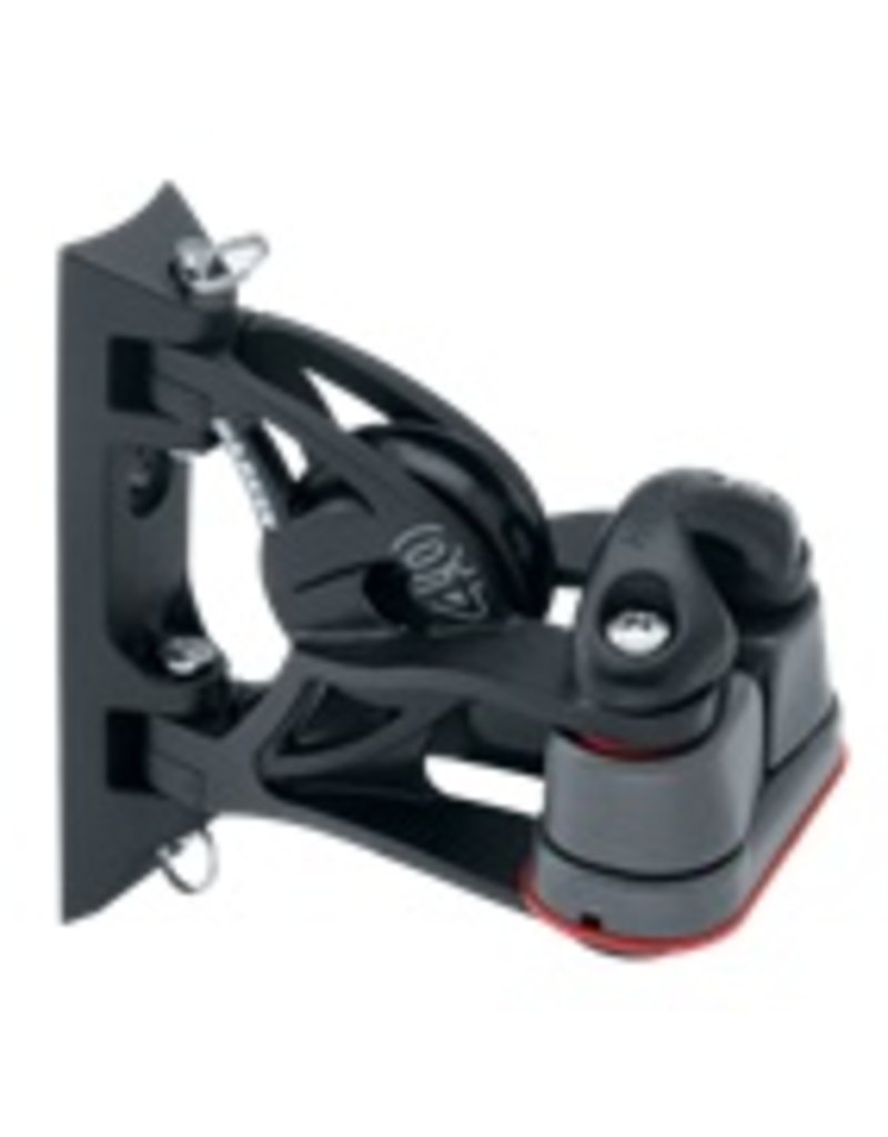 Harken 40mm Carbo Pivot Lead Block w/AL Cam