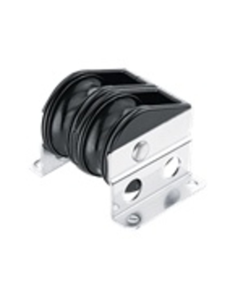 Harken Double Upright Big Bullet Lead Block