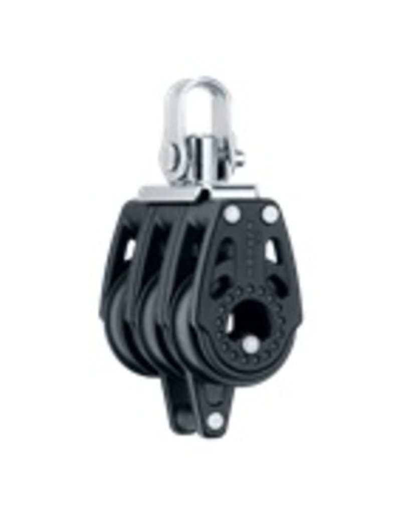 Harken 29mm Triple Swivel Carbo  Block w/Becket