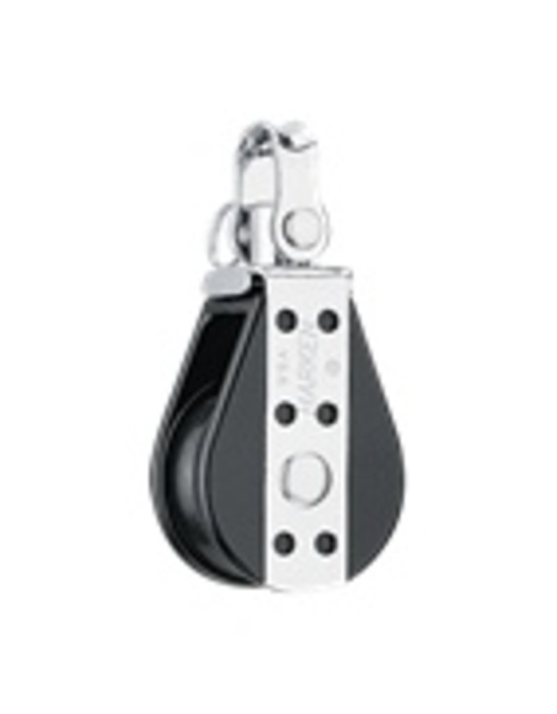 Harken Single Big Bullet Swivel Block