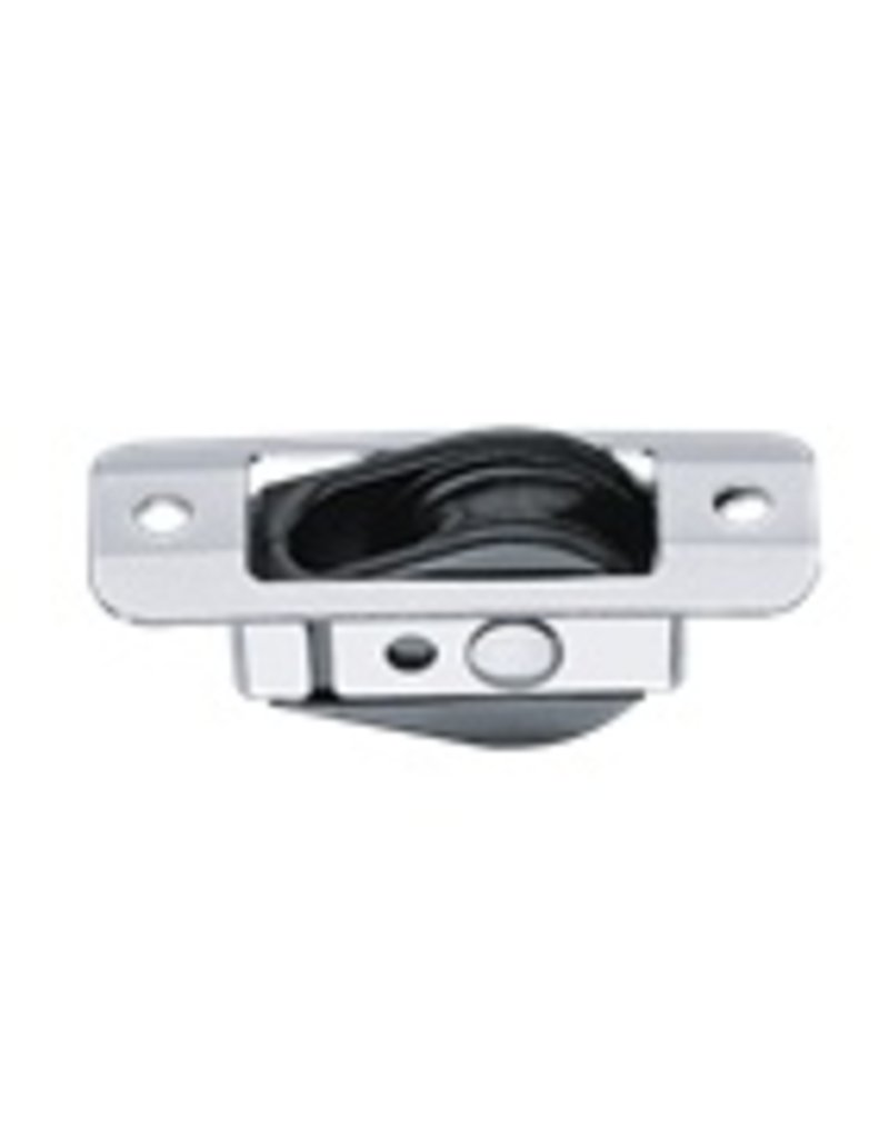 Harken Bullet Thru Deck w/Stainless Coverplate