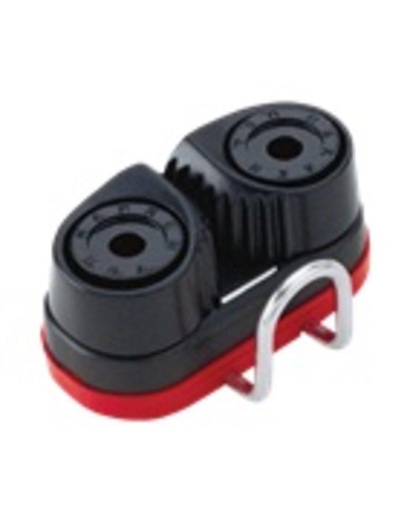 Harken Micro Carbo Cam II Kit w/Wire Fairlead