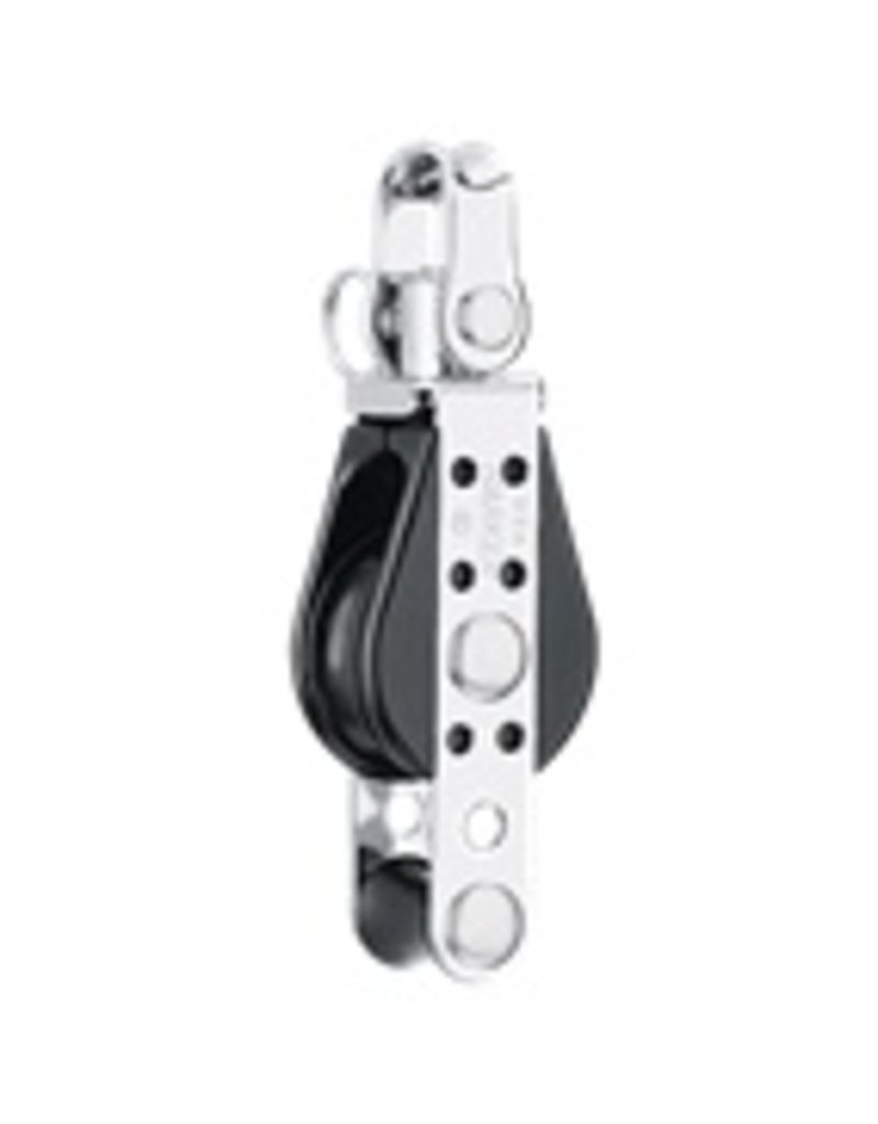 Harken Single Bullet Swivel Block w/Becket