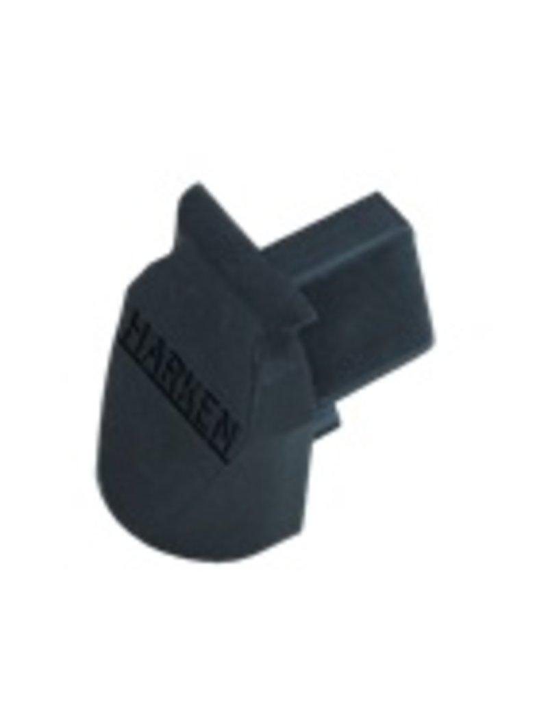 Harken Midrange Hi-beam Trim Caps (Pair)