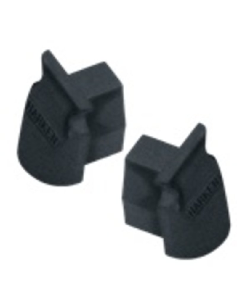Harken Smallboat Hi-beam Trim Caps (Pair)