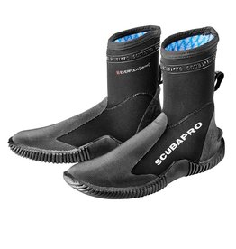 ScubaPro Everflex Boot 5mm Arch- Black