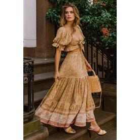 Spell Designs Spell Dahlia Maxi Skirt