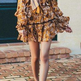 Spell Designs Spell Etienne Mini Skirt