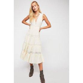 Spell Designs Spell Doe Eyed Midi Dress