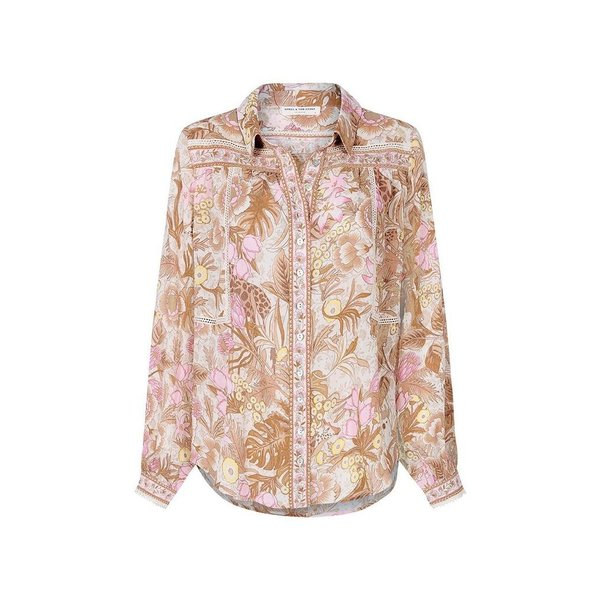 Spell Designs Spell Jungle Blouse Cream
