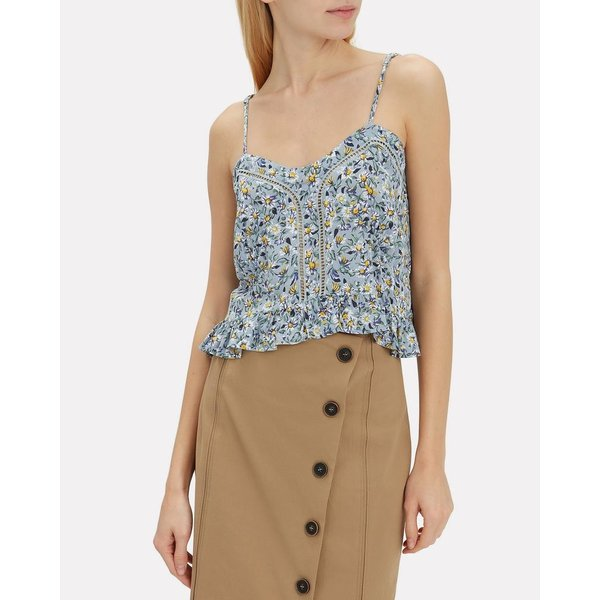 Auguste Auguste Daisy Amore Camisole Blue