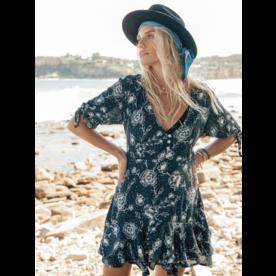 Kivari Kivari Zenyara Floral Mini Dress