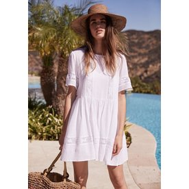Auguste Auguste Margot Wren Mini Dress