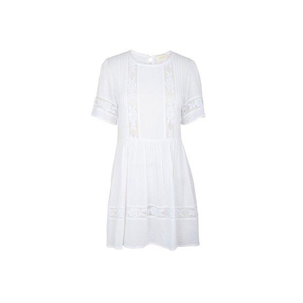 Auguste Auguste Margot Wren Mini Dress White