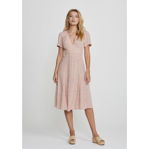Auguste Auguste Clementine Bonne Midi Dress Blush