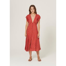 Auguste Auguste Polly Sunday Midi Dress