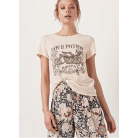 Spell Designs Spell Love Potion Girlfriend Tee