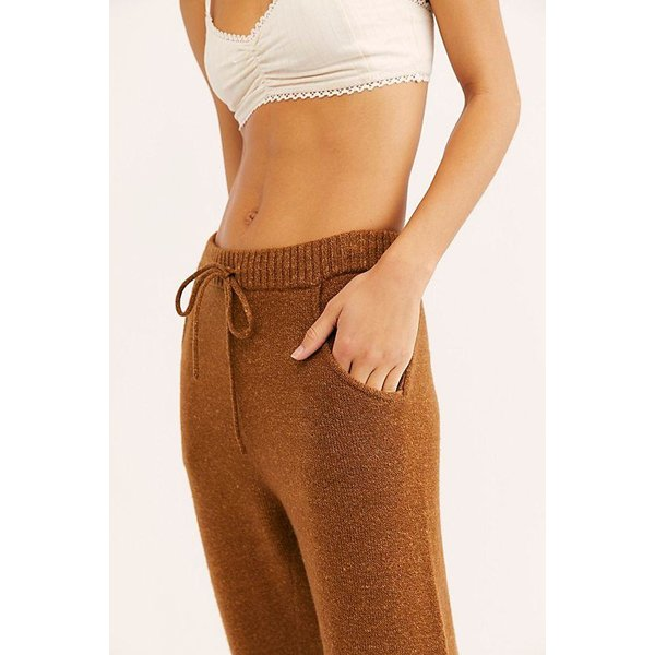 Spell Designs Spell Kimba Knitted Pant Tan