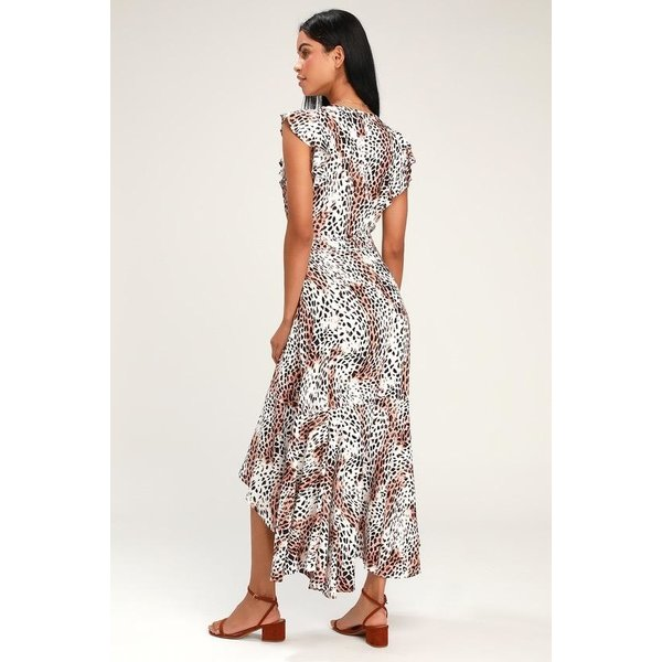 Kivari Kivary Zephyr Wrap Dress