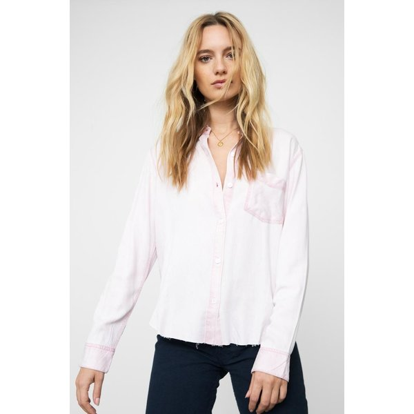 rail Rails Ingrid Raw Shirt