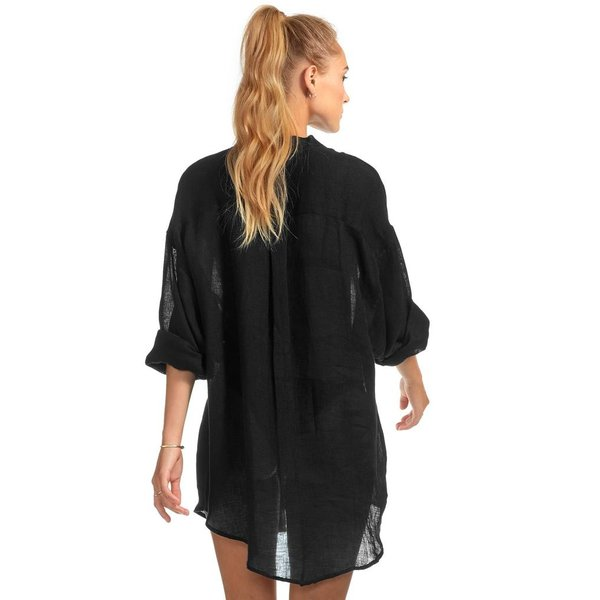 VITAMIN A Vitamin A Playa Shirt Dress