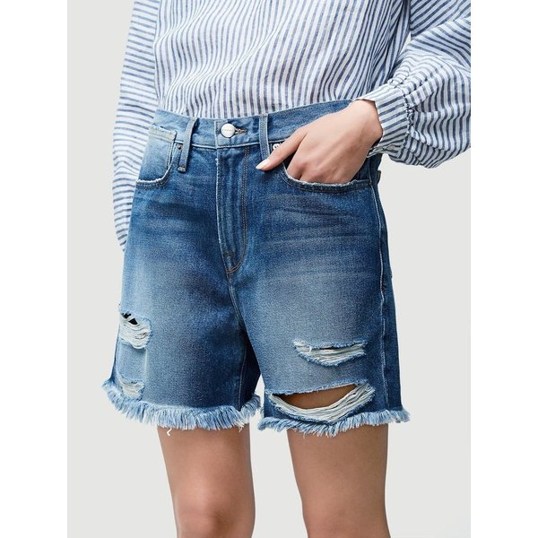 Frame Le Stevie Short