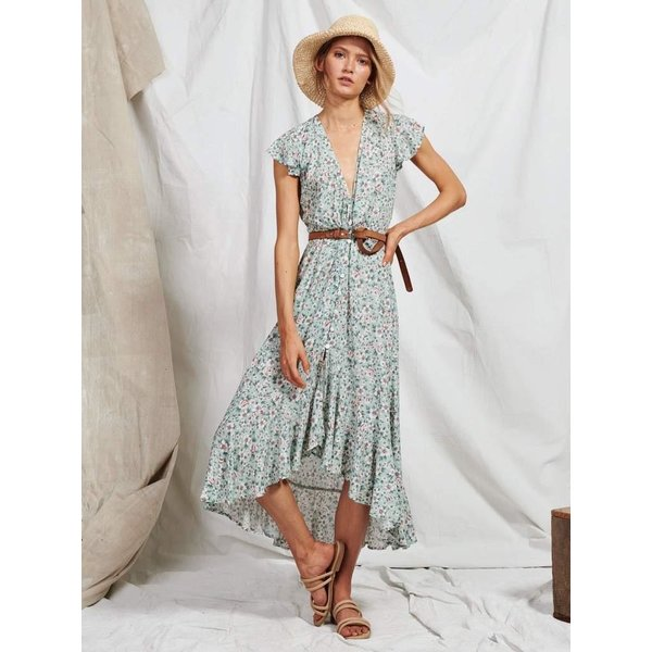Kivari Kivari Harlow Maxi Dress