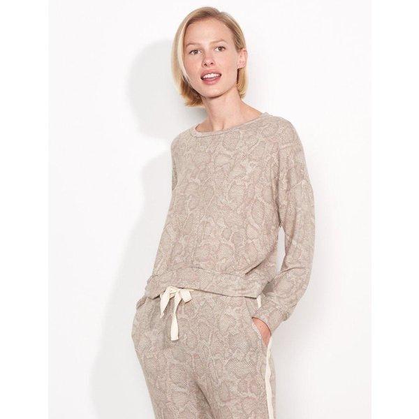 Sundry Sundry Snake Sweater